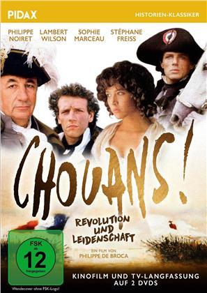 Chouans! - Revolution und Leidenschaft (1988) (Pidax Historien-Klassiker, Kinoversion, Langfassung, 2 DVDs)