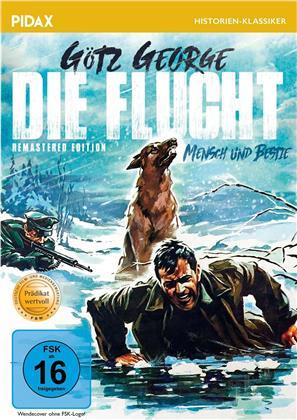 Die Flucht - Mensch und Bestie (1963) (Pidax Historien-Klassiker, Remastered)