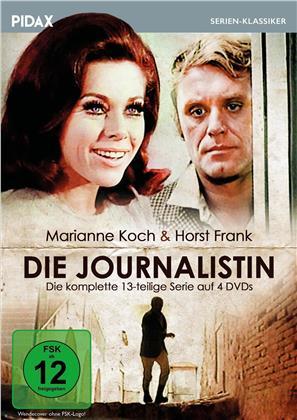 Die Journalistin - Die komplette 13-teilige Serie (Pidax Serien-Klassiker, 4 DVDs)