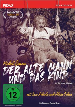 Der alte Mann und das Kind - Le vieil homme et l'enfant (1967) (Pidax Film-Klassiker)
