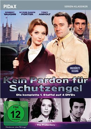 Kein Pardon für Schutzengel - Staffel 1 (Pidax Serien-Klassiker, Ungekürzte Fassung, 4 DVDs)