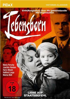 Lebensborn - Liebe auf Staatsbefehl (1961) (Pidax Historien-Klassiker)