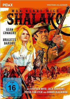 Man nennt mich Shalako (1968) (Pidax Western-Klassiker, Remastered)