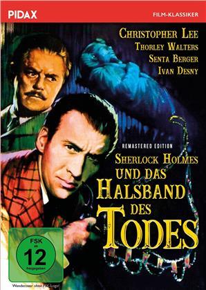 Sherlock Holmes und das Halsband des Todes (1962) (Pidax Film-Klassiker, Remastered)