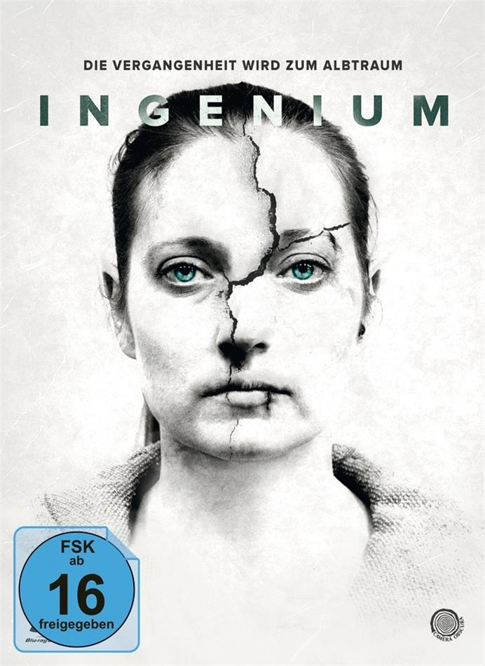 Ingenium (2018) (Limited Edition, Mediabook, Blu-ray + DVD)