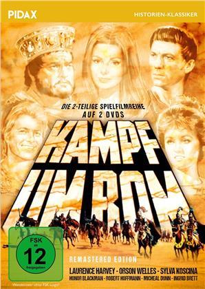 Kampf um Rom - Die 2-teilige Spielfilmreihe (1968) (Pidax Historien-Klassiker, 2 DVDs)