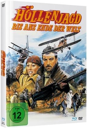 Höllenjagd bis ans Ende der Welt (1983) (Cover A, Limited Edition, Mediabook, Blu-ray + DVD)
