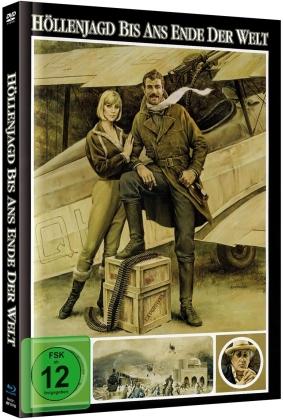Höllenjagd bis ans Ende der Welt (1983) (Cover B, Limited Edition, Mediabook, Blu-ray + DVD)
