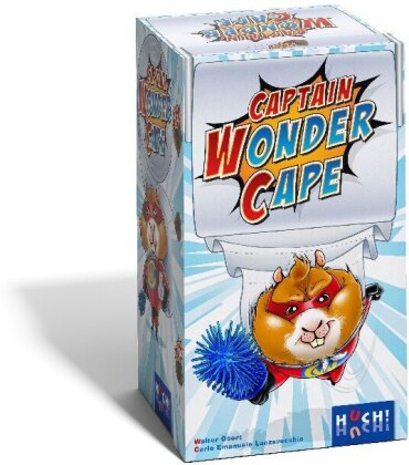 Captain Wonder Cape (Kinderspiel)