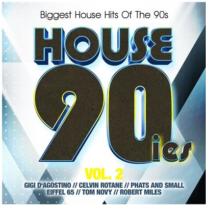 House 90ies - Biggest House Hits Of The 90s Vol. 2