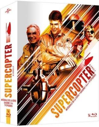 Supercopter - L'intégrale de la série (14 Blu-rays)