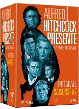Alfred Hitchcock présente - La série originale - Intégrale saisons 1 à 7 (s/w, 42 DVDs)