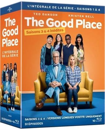 The Good Place - L'intégrale de la série - Saisons 1 à 4 (10 Blu-rays)