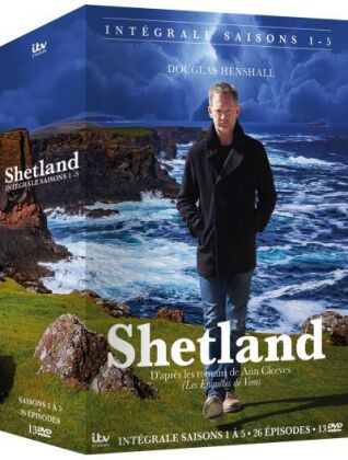 Shetland - Saisons 1-5 (13 DVDs)