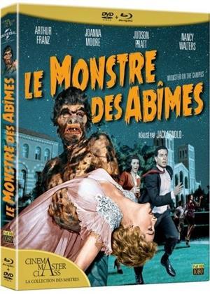 Le monstre des abîmes (1958) (Cinema Master Class, Blu-ray + DVD)