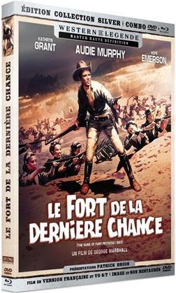 Le fort de la dernière chance (1957) (Western de Légende, Silver Collection, Blu-ray + DVD)