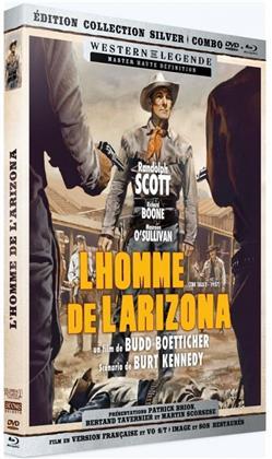L'homme de l'Arizona (1957) (Silver Collection, Western de Légende, Blu-ray + DVD)