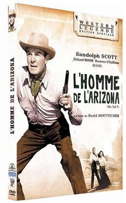L'homme de l'Arizona (1957) (Western de Légende)