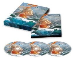 Visions Of Atlantis - A Symphonic Journey To Remember (Deluxe Edition, 2 CDs + Blu-ray)