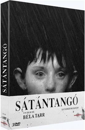 Satantango (Limited Collector's Edition, 3 DVDs)