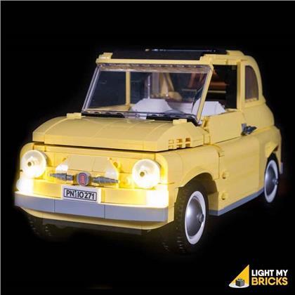 Light My Bricks - LED Licht Set für LEGO® 10271 Fiat 500
