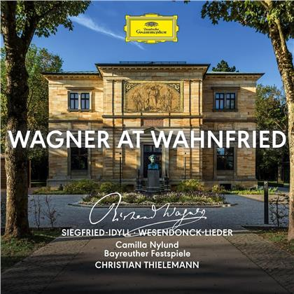 Richard Wagner (1813-1883), Christian Thielemann, Camilla Nylund & Bayreuther Festspielorchester - Wagner At Wahnfried