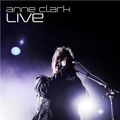 Anne Clark - Live (CD + DVD)