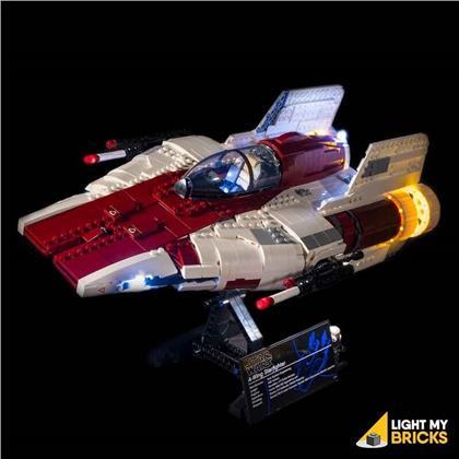 Light My Bricks - LED Licht Set für LEGO® 75275 Star Wars UCS A-Wing Starfighter