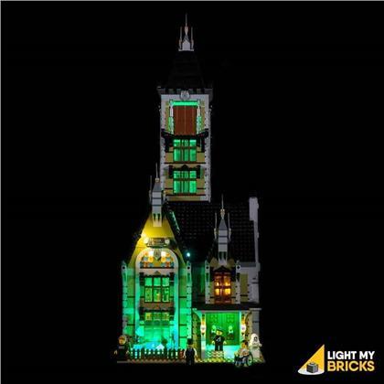 Light My Bricks - LED Licht Set für LEGO® 10273 Geisterhaus auf dem Jahrmarkt