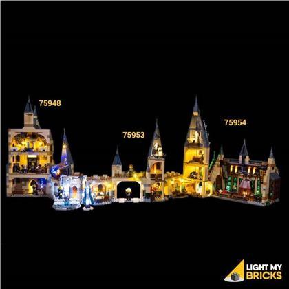 Light My Bricks - LED Licht Set für LEGO® 75948 Harry Potter - Hogwards Uhrenturm