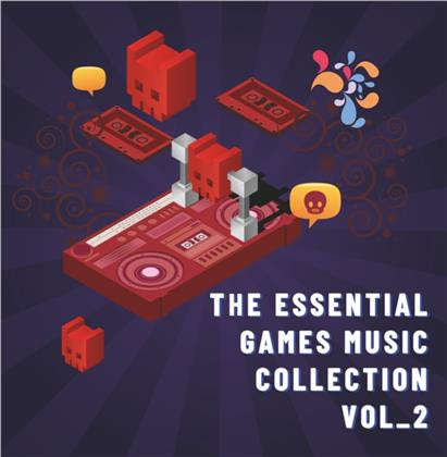 London Music Works - Essential Games Music Collection Vol. 2 (LP)