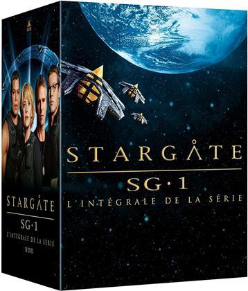 Stargate SG-1 - L'intégrale de la série - Saisons 1-10 & les 3 long-métrages (61 DVDs)