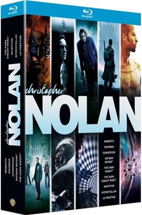 Christopher Nolan - L'intégrale 9 films (16 Blu-rays + DVD)