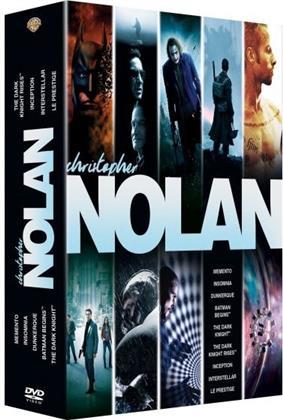 Christopher Nolan - L'intégrale 9 films (9 DVDs)