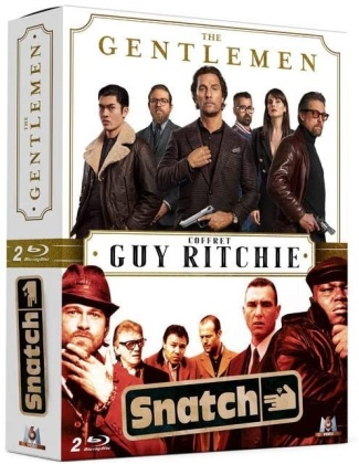 The Gentlemen (2019) / Snatch (2000) - Coffret Guy Ritchie (2 Blu-rays)