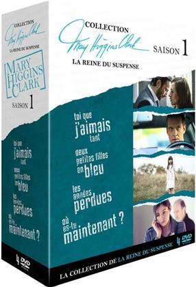 Collection Mary Higgins Clark - La reine du suspense - Saison 1 (4 DVDs)