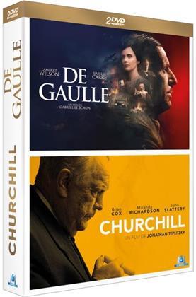 De Gaulle (2020) / Churchill (2017) (2 DVDs)