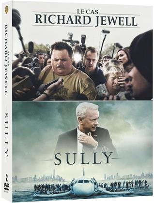 Le cas Richard Jewell (2019) / Sully (2016) (2 DVDs)