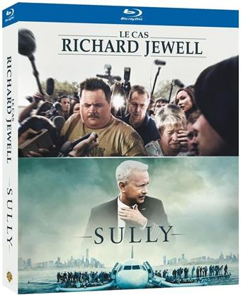 Le cas Richard Jewell (2019) / Sully (2016) (2 Blu-rays)