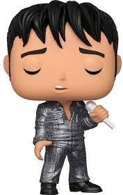Funko Pop! Rocks: - Elvis - '68 Comeback Special * (Latam Exlusive Version)