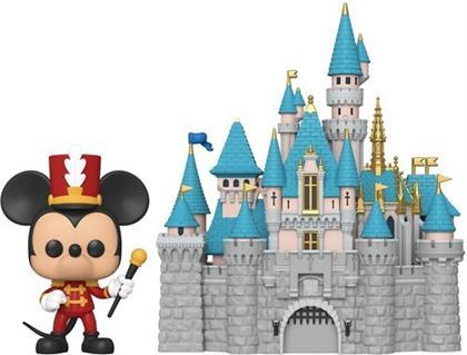 Funko Pop! Town: - Disney 65Th - Castle W/ Mickey