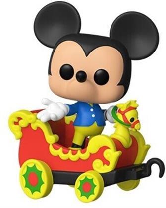 Funko Pop! Train: - Casey Jr.- Mickey In Car
