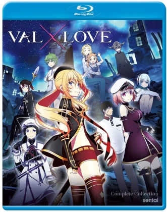 Val x Love - Complete Collection (2 Blu-rays)
