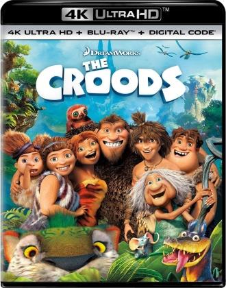The Croods (2013) (4K Ultra HD + Blu-ray)