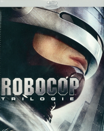 Robocop 1-3 - La Trilogie (3 Blu-rays)