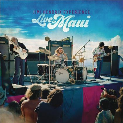 Jimi Hendrix - Live In Maui (2 CDs + Blu-ray)