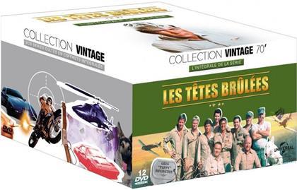 Les Têtes Brûlées - L'intégrale de la série (Collection Vintage 70', 12 DVDs)