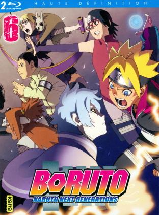 Boruto - Naruto Next Generations - Vol. 6 (2 Blu-rays)