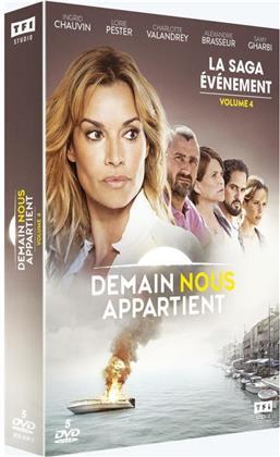 Demain nous appartient - Volume 4 (5 DVDs)