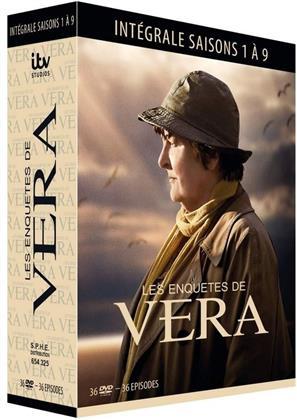 Les Enquêtes de Vera - Saisons 1-9 (36 DVDs)